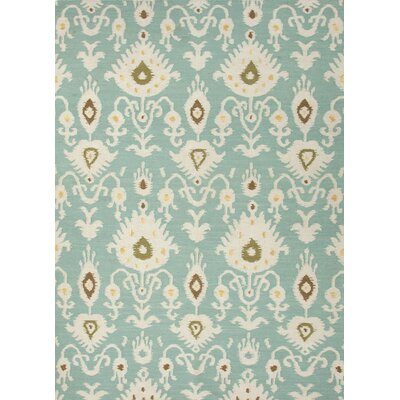 Urban Bungalow Blue Tribal Rug