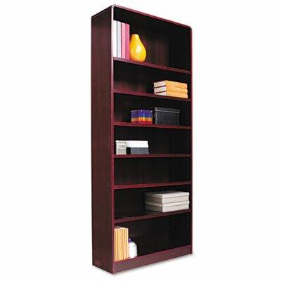 """Alera® Radius Corner 84"""" Bookcase"""