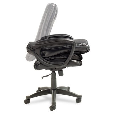 Alera® Clio High-Back Leather Executive Chair
