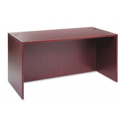 "Alera® Valencia Series 60"" Executive Desk Shell"