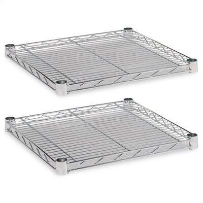"Alera® 18"" x 18"" Industrial Wire Shelves"