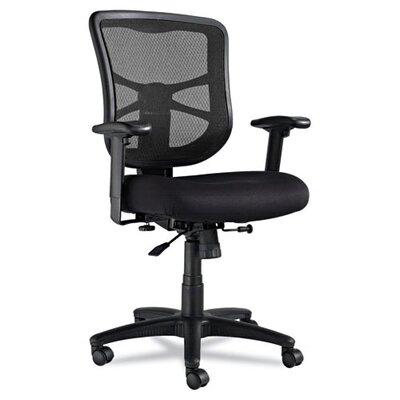 Alera® Elusion Series Mid-Back Mesh Swivel / Tilt Office Chair