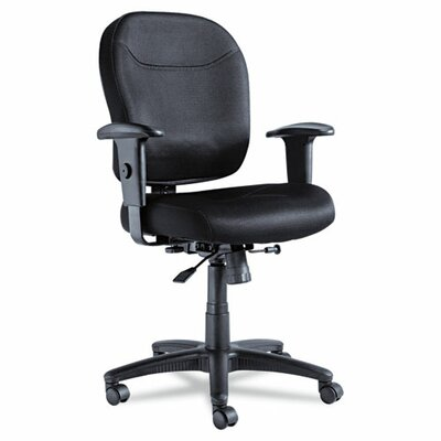 Alera® Wrigley Series Mid-Back Mesh Office Chair