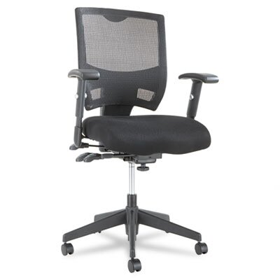 Alera® Epoch Series High-Back Mesh Performance Multifunction Office Chair