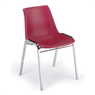 KI Furniture 1000 Series Armless Stacking Chair