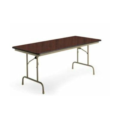 "KI Furniture 30"" x 60"" Heritage Folding Table"