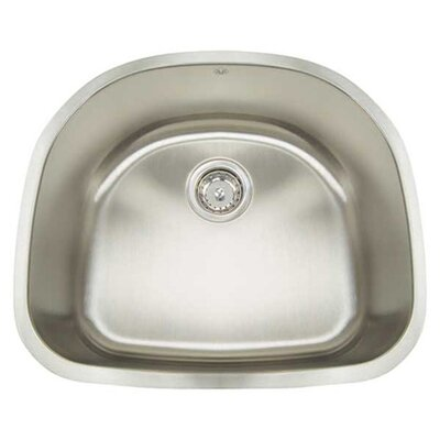 Artisan Sinks Premium Series Standard Single Bowl Kitchen Sink