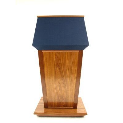 AmpliVox Sound Systems Patriot Plus Lectern Without Sound