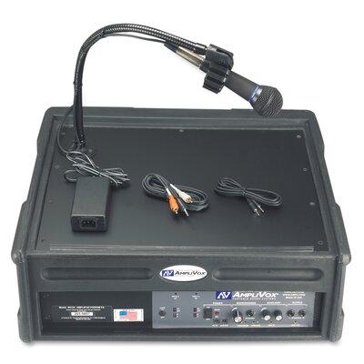 AmpliVox Sound Systems AmpliPod Podium 50 Watt Lectern PA