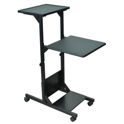 AmpliVox Sound Systems Multimedia Projector Stand