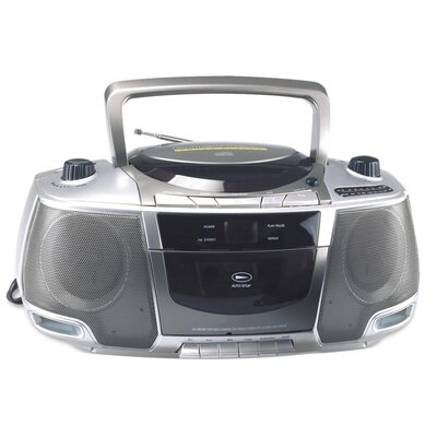 AmpliVox Sound Systems Listening Center Boombox