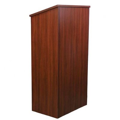 AmpliVox Sound Systems Full-Height Lectern