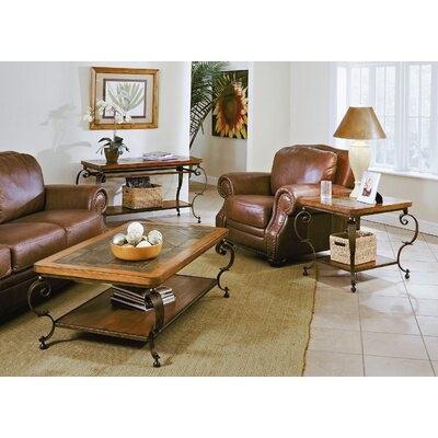 St. Augustine Coffee Table Set