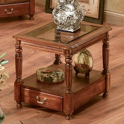 Peters-Revington Bordeaux End Table