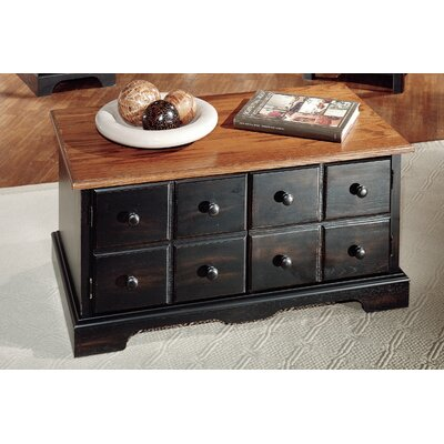 Peters-Revington Market Square Trunk Coffee Table