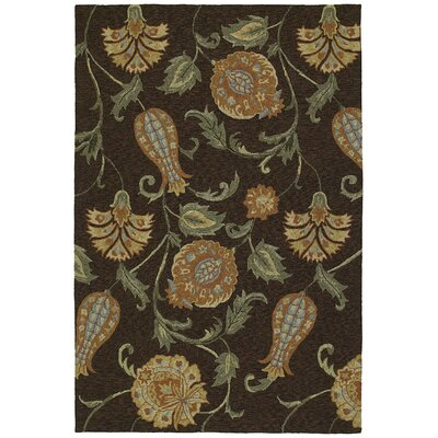 Kaleen Home & Porch Bona Black Rug