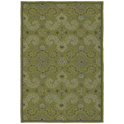 Kaleen Home & Porch Isle of Hope Celery Rug