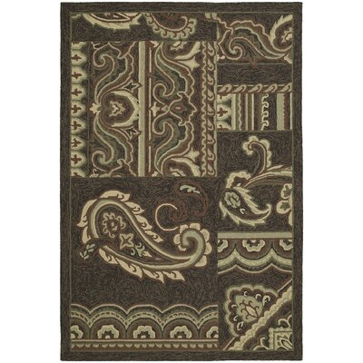 Kaleen Rug Co. Home & Porch Dutch Island Chocolate Rug