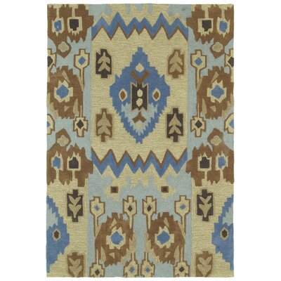 Crowne 17 Chamberlin Blue Rug