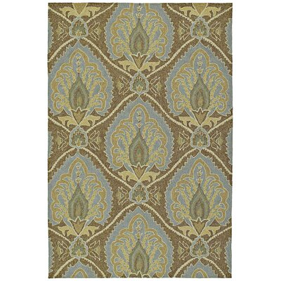 Kaleen Home & Porch Mercers Glenn Coffee Rug
