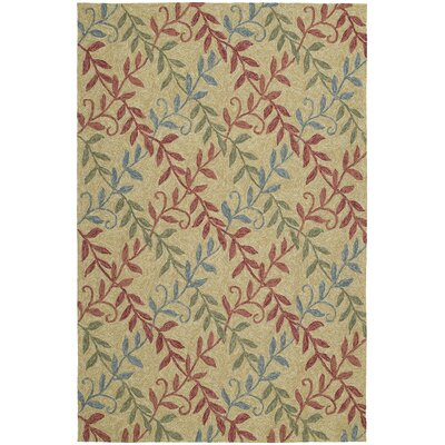 Home & Porch Factors Walk Butterscotch Rug