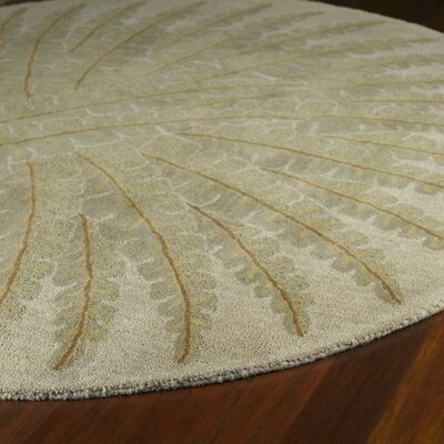 Kaleen Rug Co. KR1174Tara Pablo Gold Palm Rug