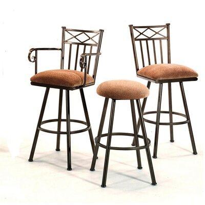 "Tempo Bar Stool - Arlington 30"" with Arms"