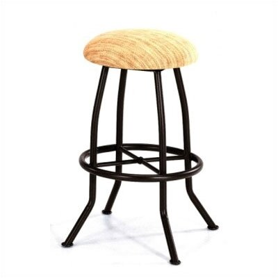 "Tempo Waldorf 30"" Backless Barstool"