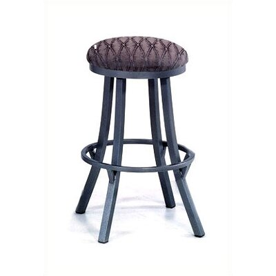 "Tempo New Rochelle 30"" Backless Stool"