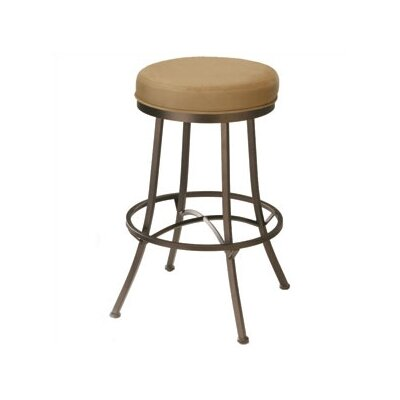 "Tempo Chelton 26"" Backless Counter Stool"