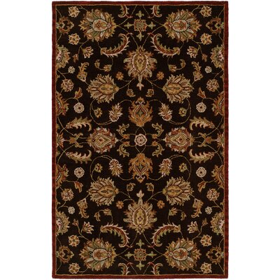 Harounian Rugs International Pars Kashan Chocolate Rug