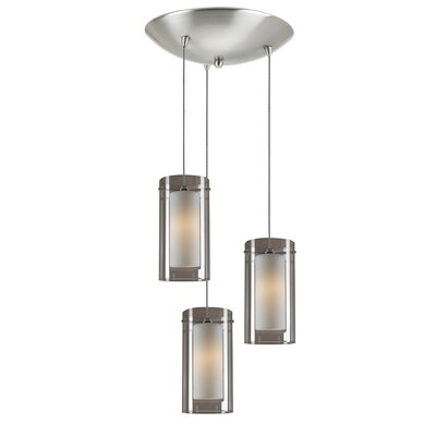 Low Voltage 3 Light Pendant