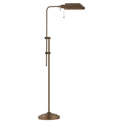 Cal Lighting Pharmacy Floor Lamp with Metal Shade