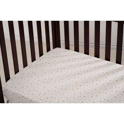 Carter's Baby Bear Fitted Sheet
