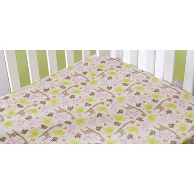 Carter's® Jungle Jill Fitted Sheet