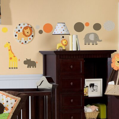 Carter's® Sunny Safari Wall Decal