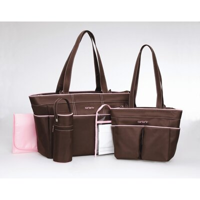Carter's® 5 Piece Diaper Bag Set