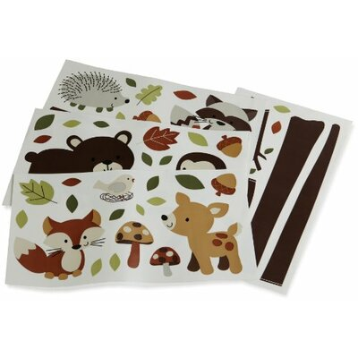 Carter's® Forest Friends Wall Decals