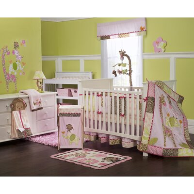 Carter's Jungle Jill Crib Bedding Collection