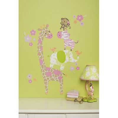 Carter's® Jungle Jill Wall Decals