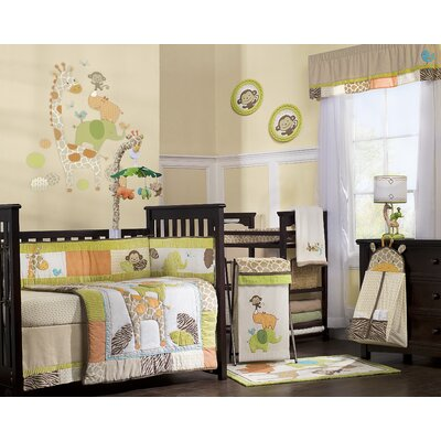 Carter's Wildlife Crib Bedding Collection