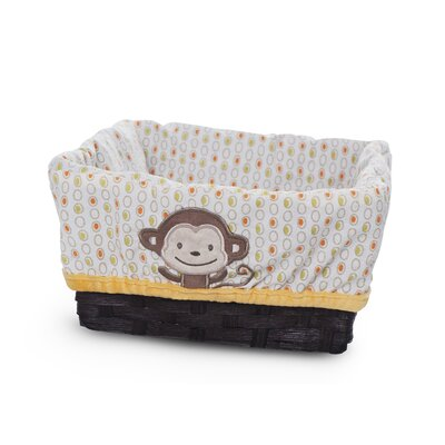Carter's® Wildlife Basket with Liner