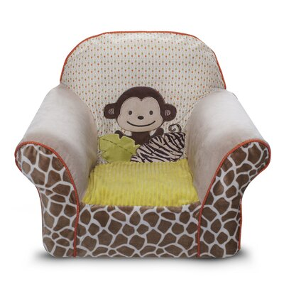 Carter's® Wildlife Club Chair Slipcover