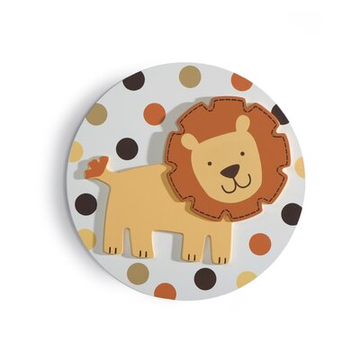Carter's® Sunny Safari 3D Wall Art