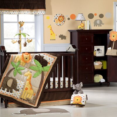 Carter's® Sunny Safari Wall Decals