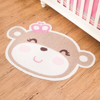 Carter's® Fairy Monkey Kids Rug