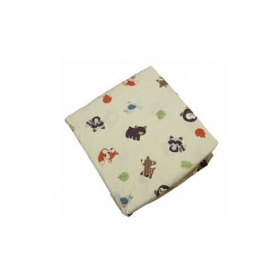 Carter's® Forest Friends Fitted Sheet