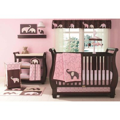 Carter's® Elephant Crib Bedding Collection