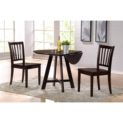 Comfort Decor Victor 3 Piece Dining Set