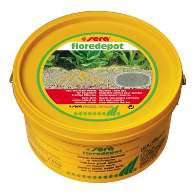 Sera USA Floredepot Aquarium Plant Care – Fertilizers
